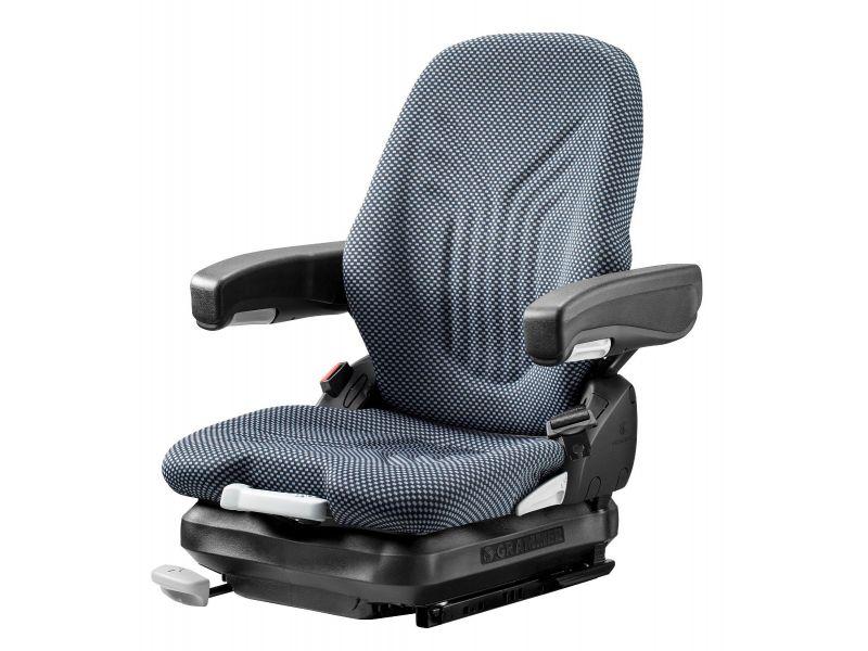 Heftruckstoel Primo XXM stof blauw/zwart 1293475
