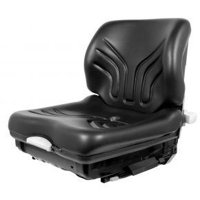 Heftruckstoel MSG 20 PVC + eindschakelaar met beugel (210mm Langsverstelling) 1017487