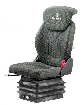Trekkerstoel Compacto Comfort S stof Agri 1289043